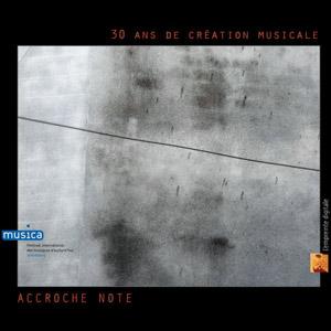 30 ans de création musicale