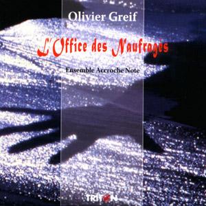 Olivier Greif - L'Office des Naufragés