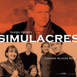 Georges Aperghis - Simulacres