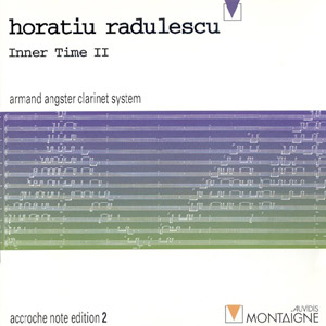 Horation Radulescu (1950) - Inner Time II