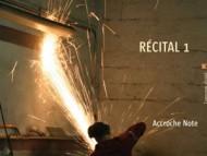 Accroche Note - Récital 1